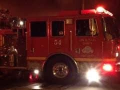 लॉस एंजिलिस की सुनसान इमारत में बसे बेघरों में झगड़ा, एक ने गुस्से में लगाई आग, पांच की मौत
