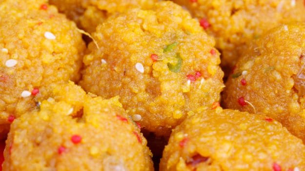 Motichoor Ladoo (Laddu): A Sweet Dip In The History of India's Favourite Festive Treat