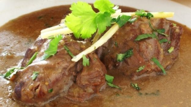 Bengali Lamb Curry
