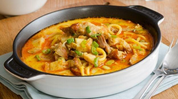 Laksa Noodles