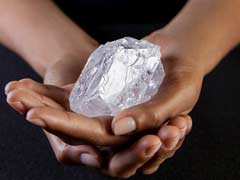 World's Largest Uncut Diamond Fails To Sell In London