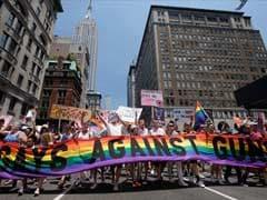 US Parade Celebrates Gay Pride, Honours Orlando Victims