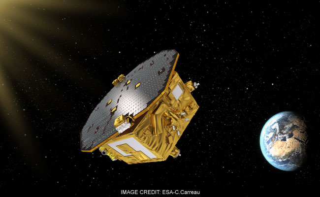 This Spaceship Is Great At Falling - And That Could Help Us Understand The Universe