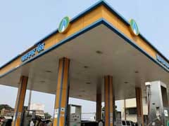 Mahanagar Gas Shares Plunge Nearly 8%
