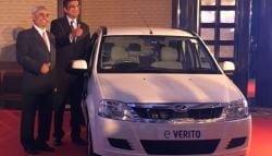 Mahindra eVerito Launched; Prices Start at Rs. 9.50 Lakh
