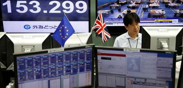 Asia Central Banks, Policymakers Wade In To Calm Markets On Brexit Vote