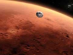 मंगल ग्रह से जल्द ही टकरा सकता है वैश्विक धूल का तूफान : नासा