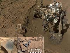 Manganese Oxide Indicates Mars Was Once Earth-Like