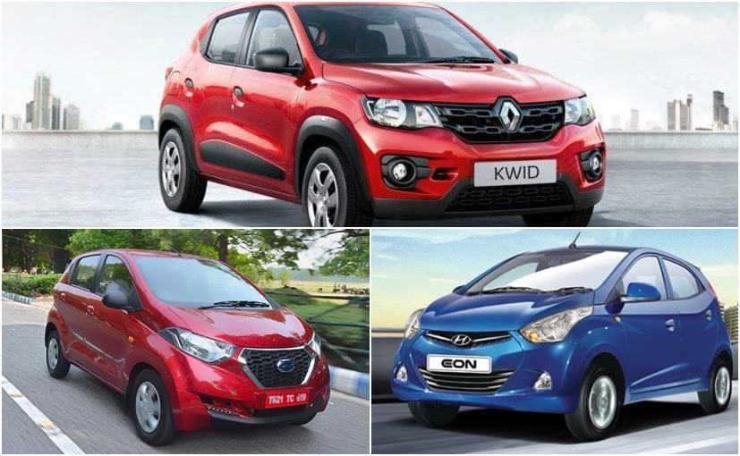 Maruti Suzuki Alto Rivals