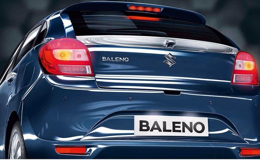 Maruti Suzuki Baleno Hatchback