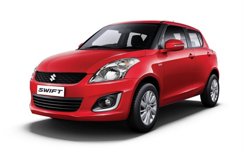 maruti suzuki swift dlx edition launched price starts at rs lakh ndtv carandbike. Black Bedroom Furniture Sets. Home Design Ideas