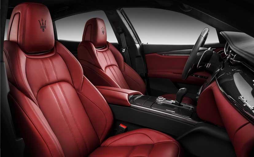 Maserati Quattroporte GTS GranSport Interior