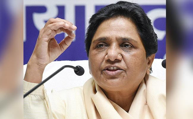 Swami Prasad Maurya Did Great Favour By Quitting Bahujan Samaj Party: Mayawati