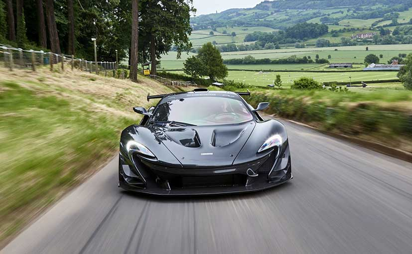 Lazante To Introduce Road Legal Incarnation Of The Savage Mclaren P1 Gtr
