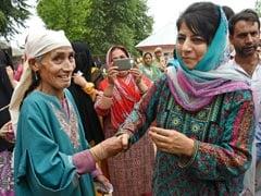 Anantnag By-Polls: Mehbooba Mufti Wins By Around 12,000 Votes
