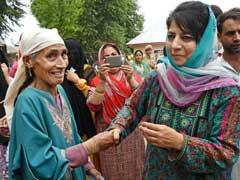 Anantnag Bypoll: PM Modi Congratulates Mehbooba Mufti On 'Phenomenal' Win