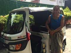 पर्यावरण जागरूकता के लिए दिल्ली में ऑटो से ही सफर करती हैं मेक्सिको की राजदूत