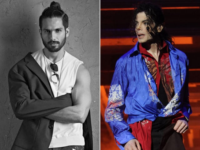 Shahid Kapoor Shares a Michael Jackson Story From 1995