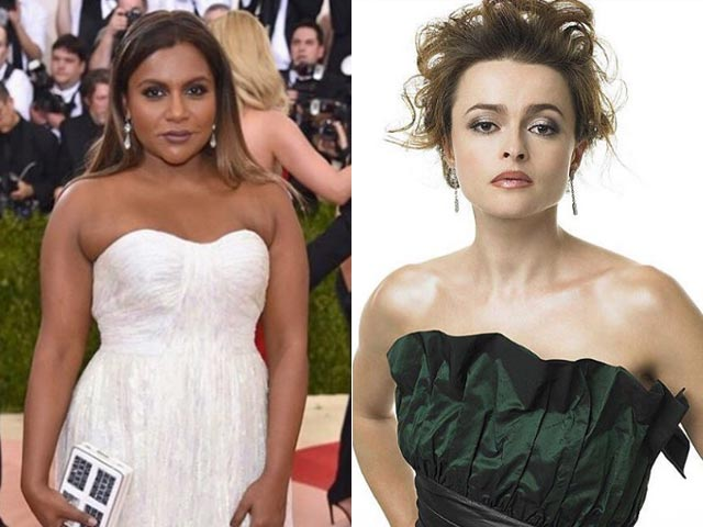 Mindy Kaling, Helena Bonham Carter May Star in Ocean's Eleven Reboot
