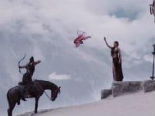 <i>Mirzya</I> Trailer Introduces Harshvardhan and Saiyami and How