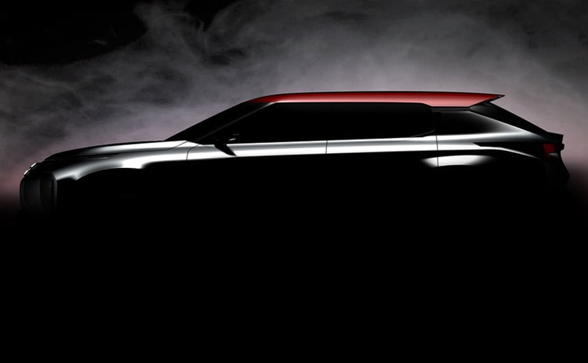 Mitsubishi Teases Ground Tourer Concept SUV; Will Debut at the 2016 Paris Motor Show