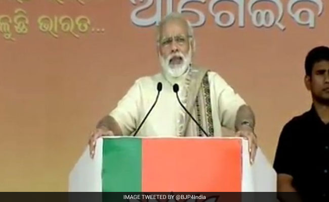 Eastern India Focal Point Of My Development Plan: PM Narendra Modi