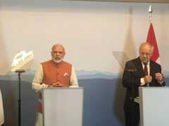Done. PM Modi Gets Swiss 'Yes' For India In NSG (Nuclear Suppliers Group)