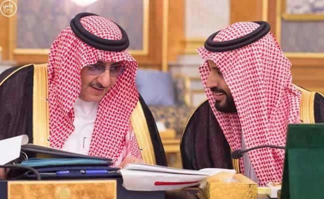mohammed bin nayef mohammed bin salman