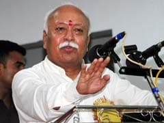 'Not In Race For President,' Says RSS Chief Mohan Bhagwat After Shiv Sena Indicates Support