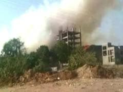 Garbage Dump Fire Near Mumbai Affects Colony Of 1,500