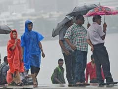 Incessant Rains Lash Mumbai, More Spells Predicted In 48 Hours