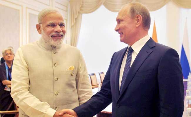 PM Modi To Visit Russia Next Week For Informal Summit With Vladimir Putin