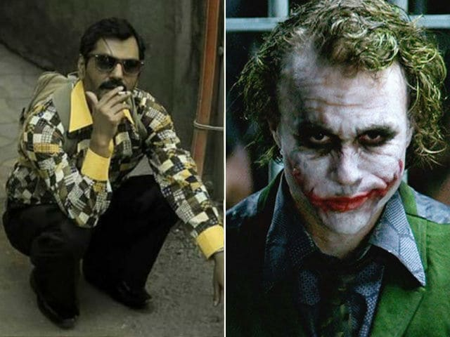 Nawazuddin's Raman Raghav Role Was Compared to Heath Ledger at Cannes