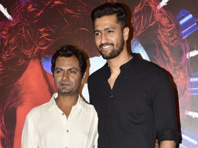 Vicky Kaushal's Experience of Working With Nawazuddin in Raman Raghav 2.0