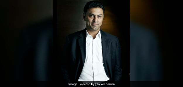Nikesh Arora, Paid 500 Crores A Year, Quits SoftBank Over Not Being Made CEO