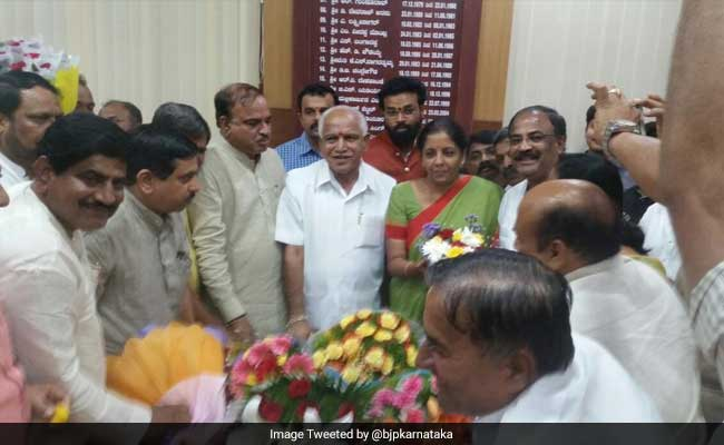 Nirmala Sitharaman Wins Rajya Sabha Seat From Karnataka, Congress Gets 3