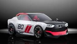 Nissan IDx Nismo Concept to Star in Fast and Furious 8