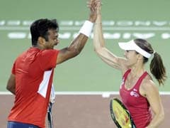 Australian Open: Leander Paes Wins, Sania Mirza Loses