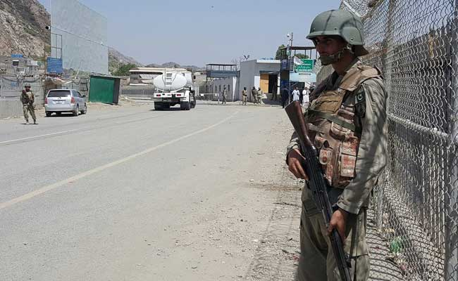 Pak, Afghanistan In Angry Tangle Over Border Fence To Keep Out Terrorists