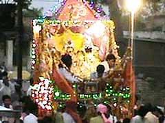 पुरी की तर्ज पर यहां भी निकलती है भगवान जगन्नाथ की रथयात्रा