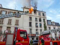 5 Dead In Apartment Fire Near French National Stadium