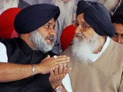All Akali Ministers Except Badals In Party's 1st List For Punjab Assembly Election