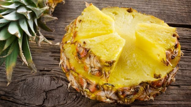pineapple - 11 Ingenious Ways to Avoid Bloating After Eating - Health Tips Ayurvedic Centres 11 Ingenious Ways to Avoid Bloating After Eating – Health Tips