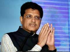 Government Open To Discussions With CIL Workers: Piyush Goyal