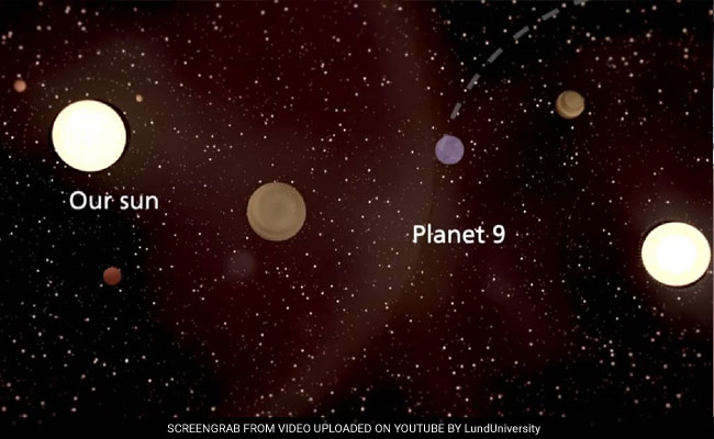 'Planet 9' May Have Been Stolen By Our Sun: Astronomers
