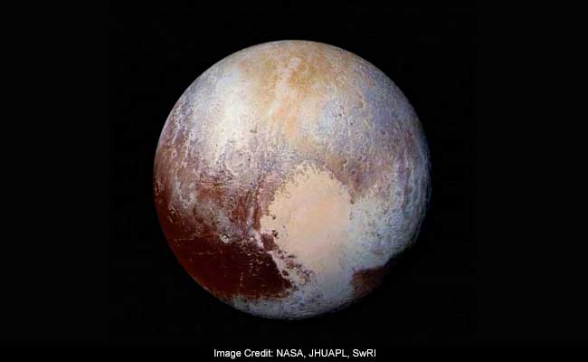 Icy Basin In Pluto's Heart May Be Natural Sinkhole