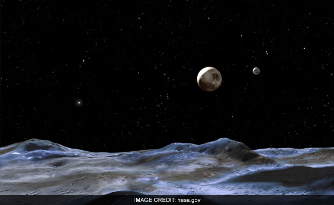 Mystery Behind Pluto's 'Bladed Terrain' Decoded