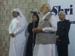 Good Monsoon In India This Year, PM Modi Tells Indian Workers In Qatar