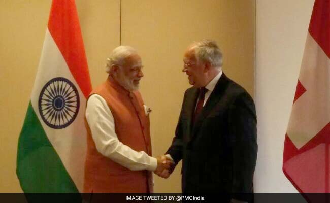 Senior Swiss Official To Visit India For Free-Trade Pact Talks