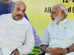 Amit Shah Targets UP Government Over Mathura Clashes In BJP National Executive